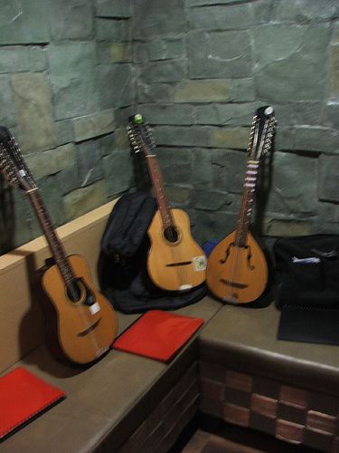 Recording of a Rondalla Group Sound Weavers Dubbing, Voice Over ...