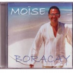 Cover of Boracay CD by Moise, a French Moroccan in the Philippines